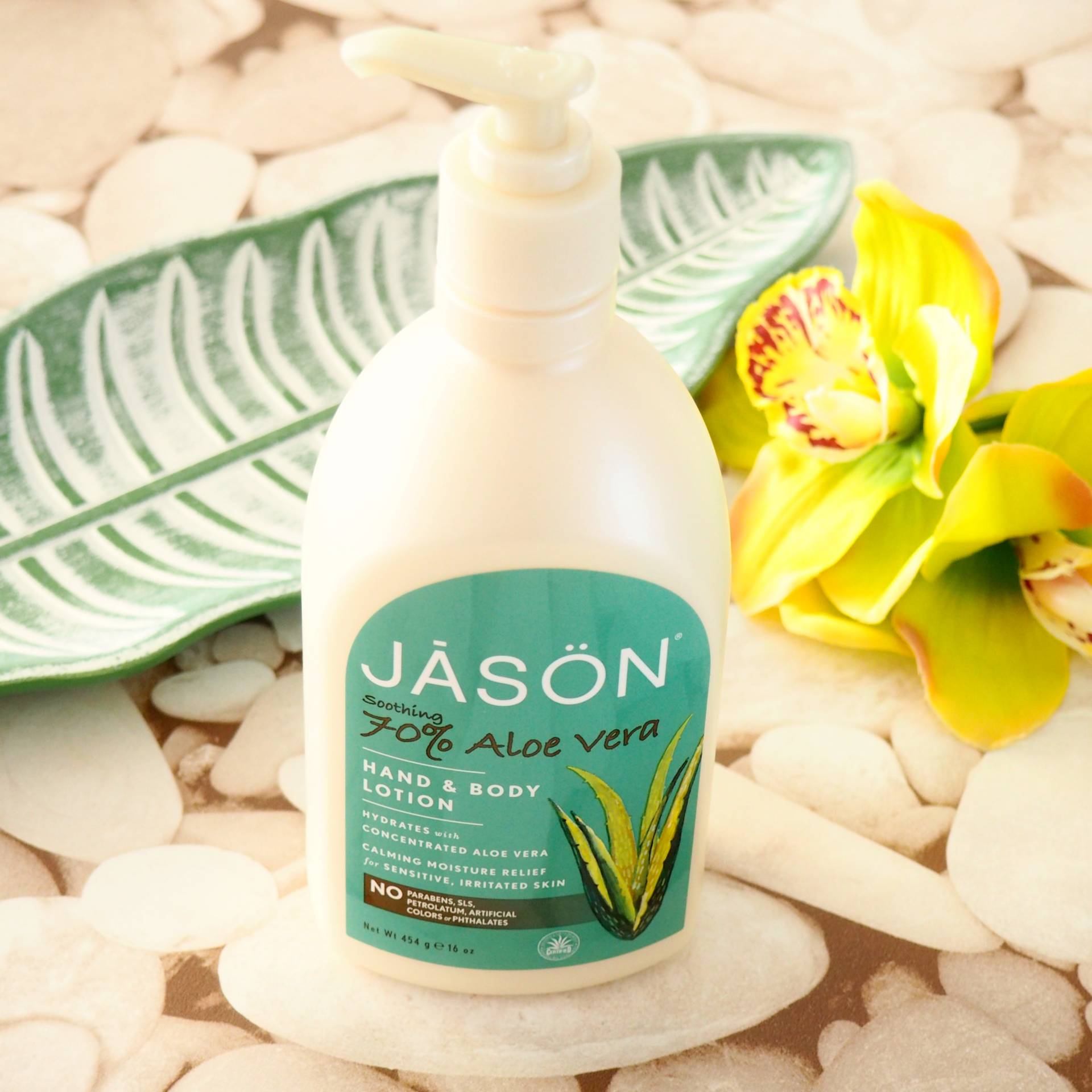 Jason Aloe Vera Hand and Body Lotion