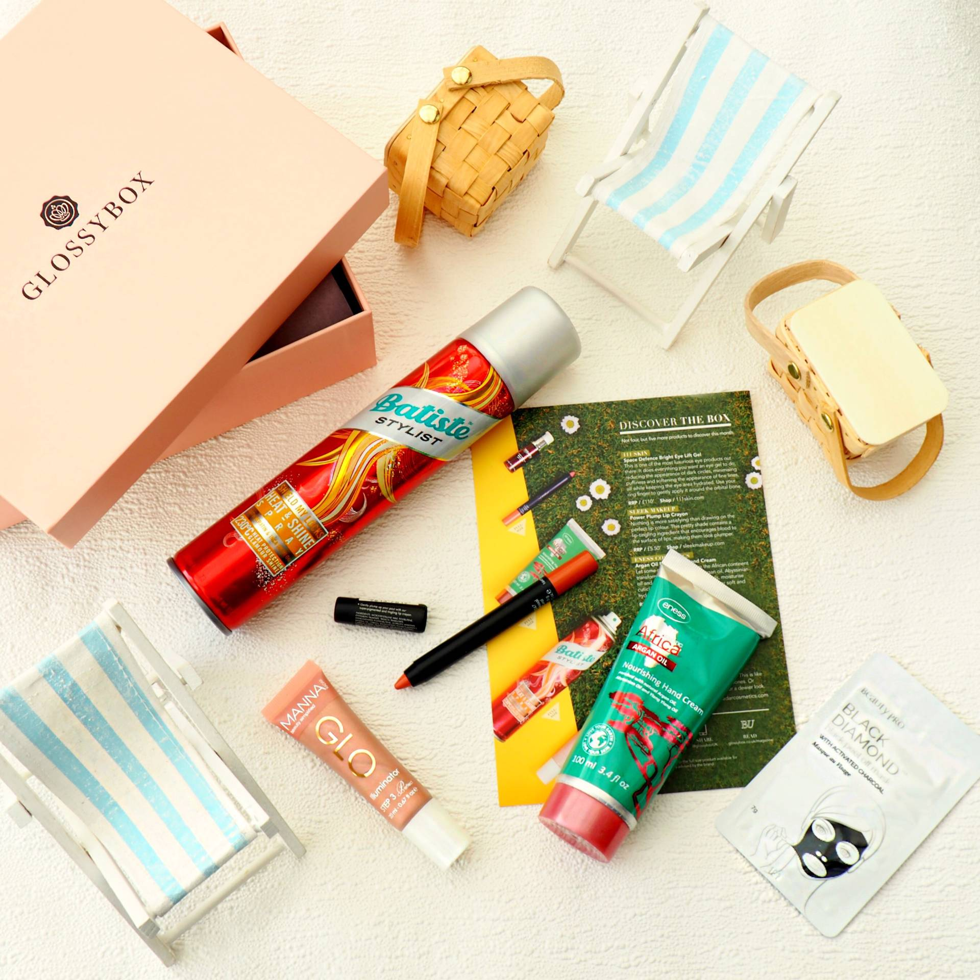 Glossybox June 2017 Parklife Review