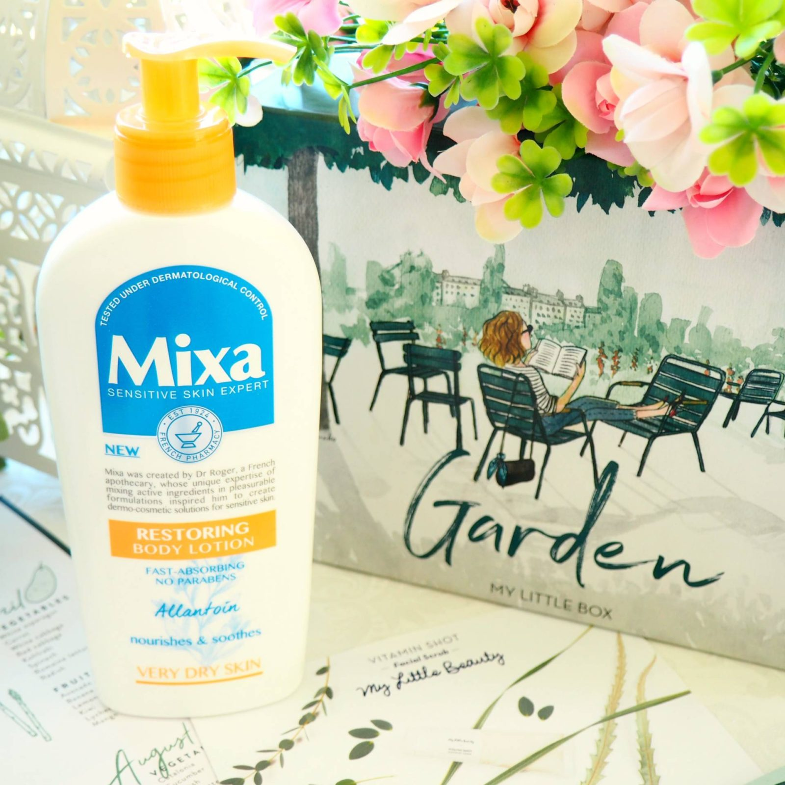 My Little Box April 2017 Review - My Little Garden Box