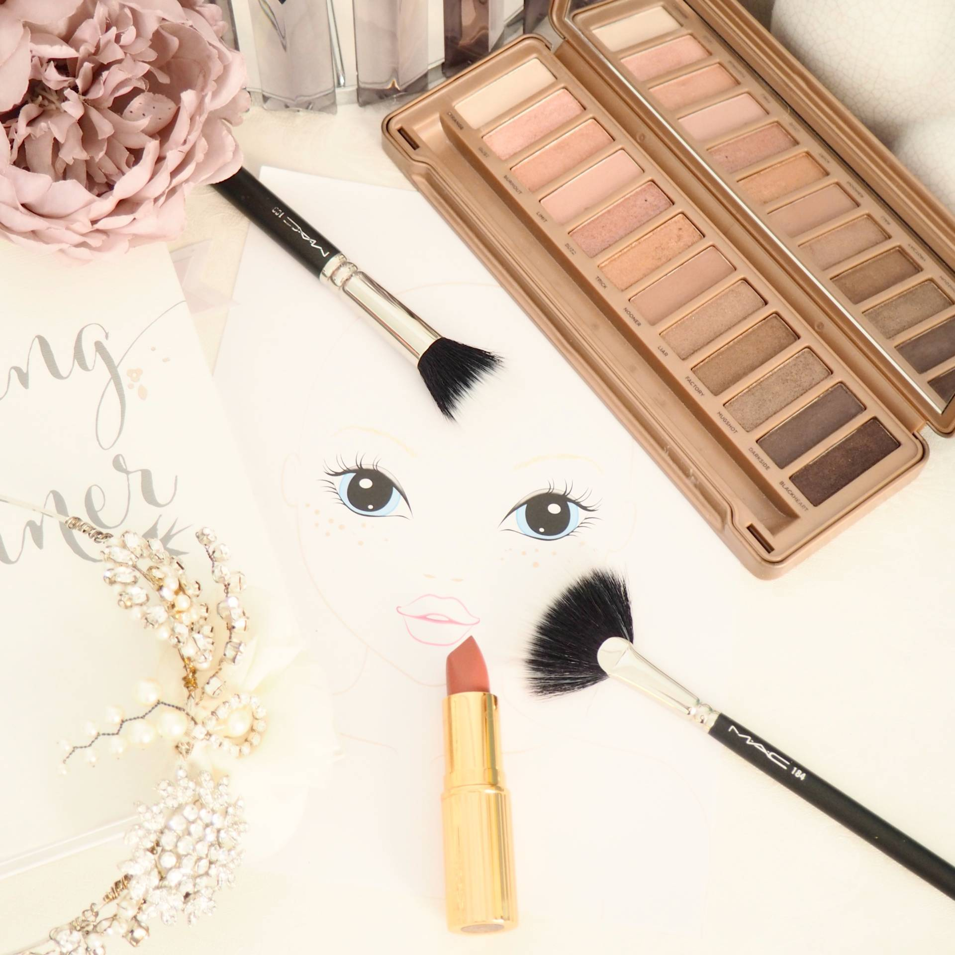 Choosing your Wedding Makeup Artist