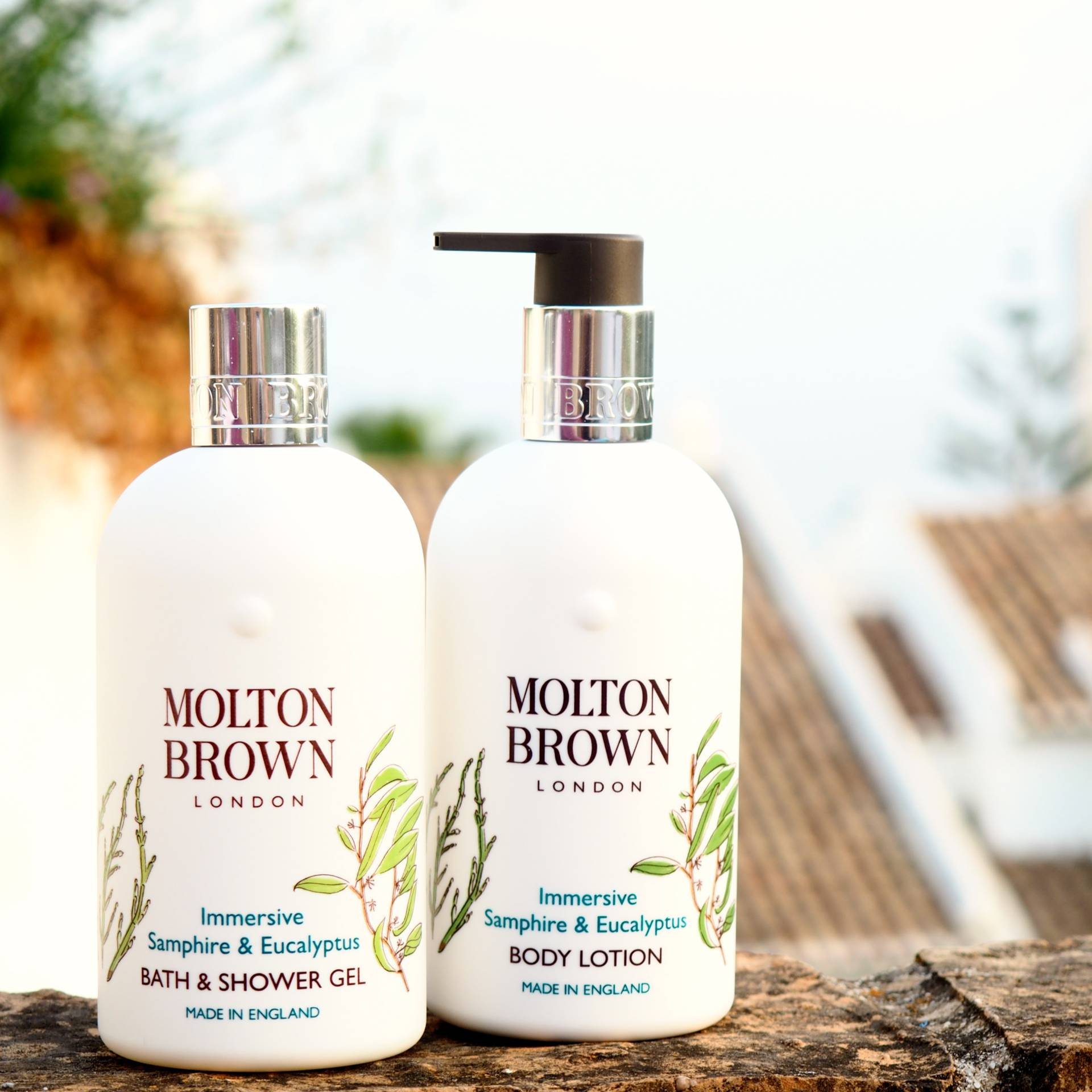 Step Aboard The Seabourn Collection with Molton Brown