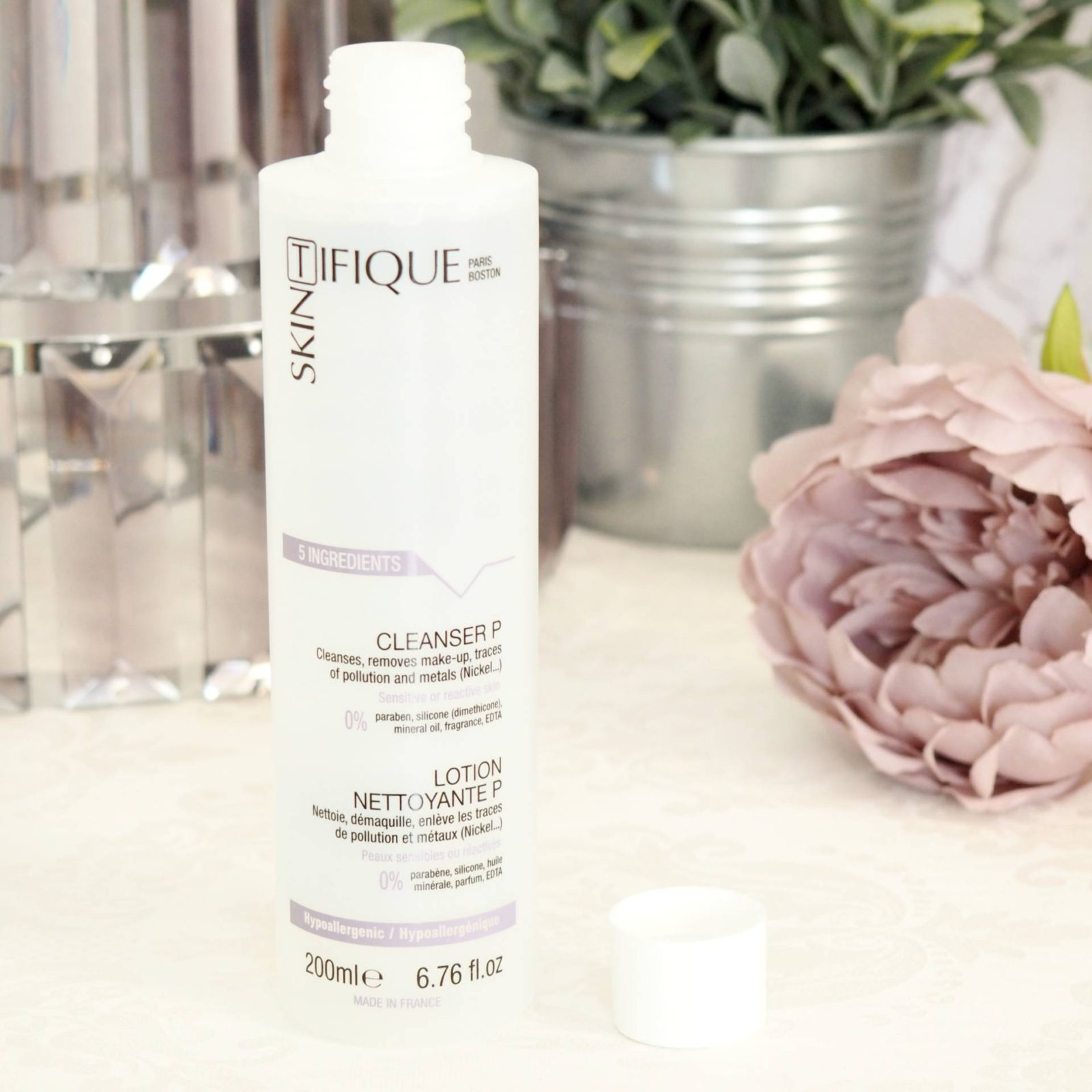 Skintifique Cleanser P for Sensitive and Irritated Skin