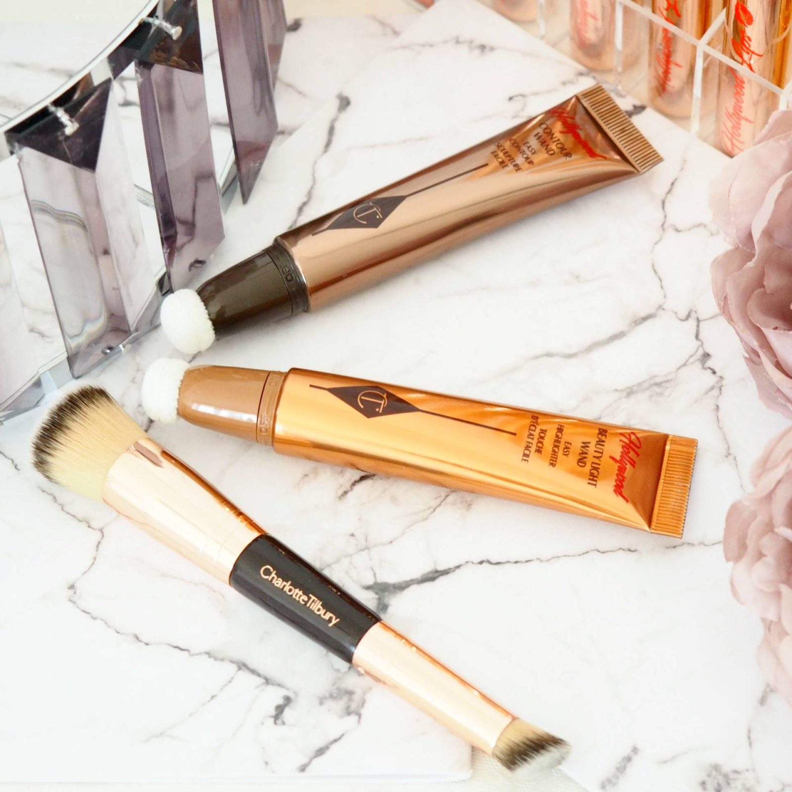 Getting the Hollywood Contour with Charlotte Tilbury