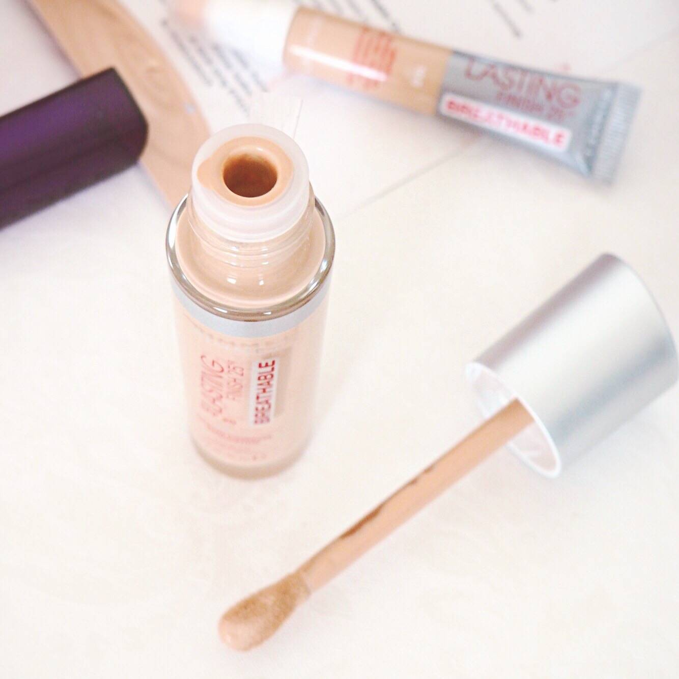 Rimmel Long Lasting Breathable Foundation Review