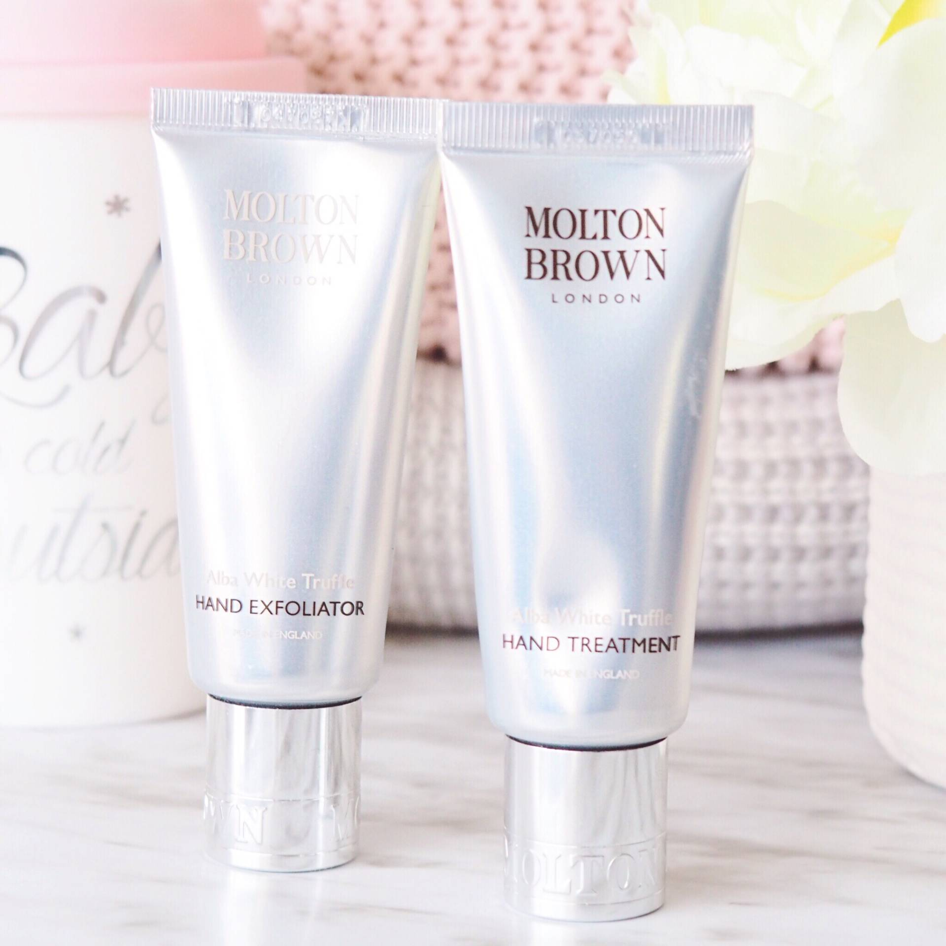 Molton Brown Hand Cream