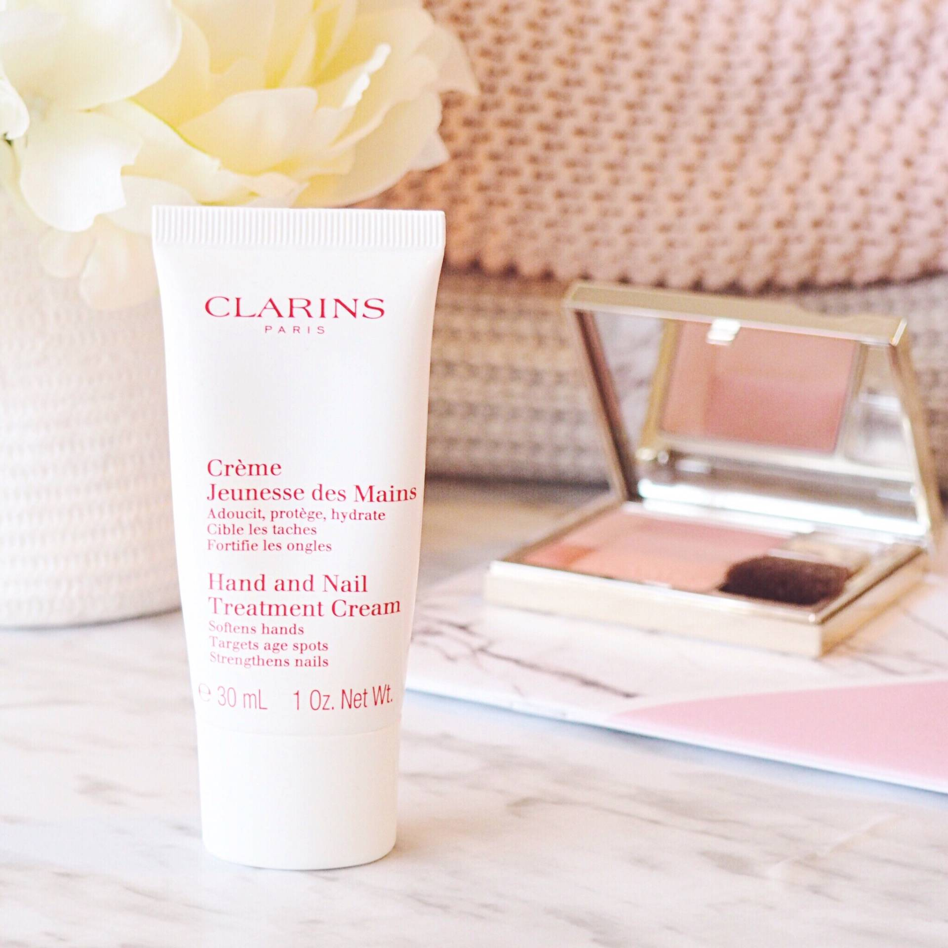 Clarins Hand and Nail Cream
