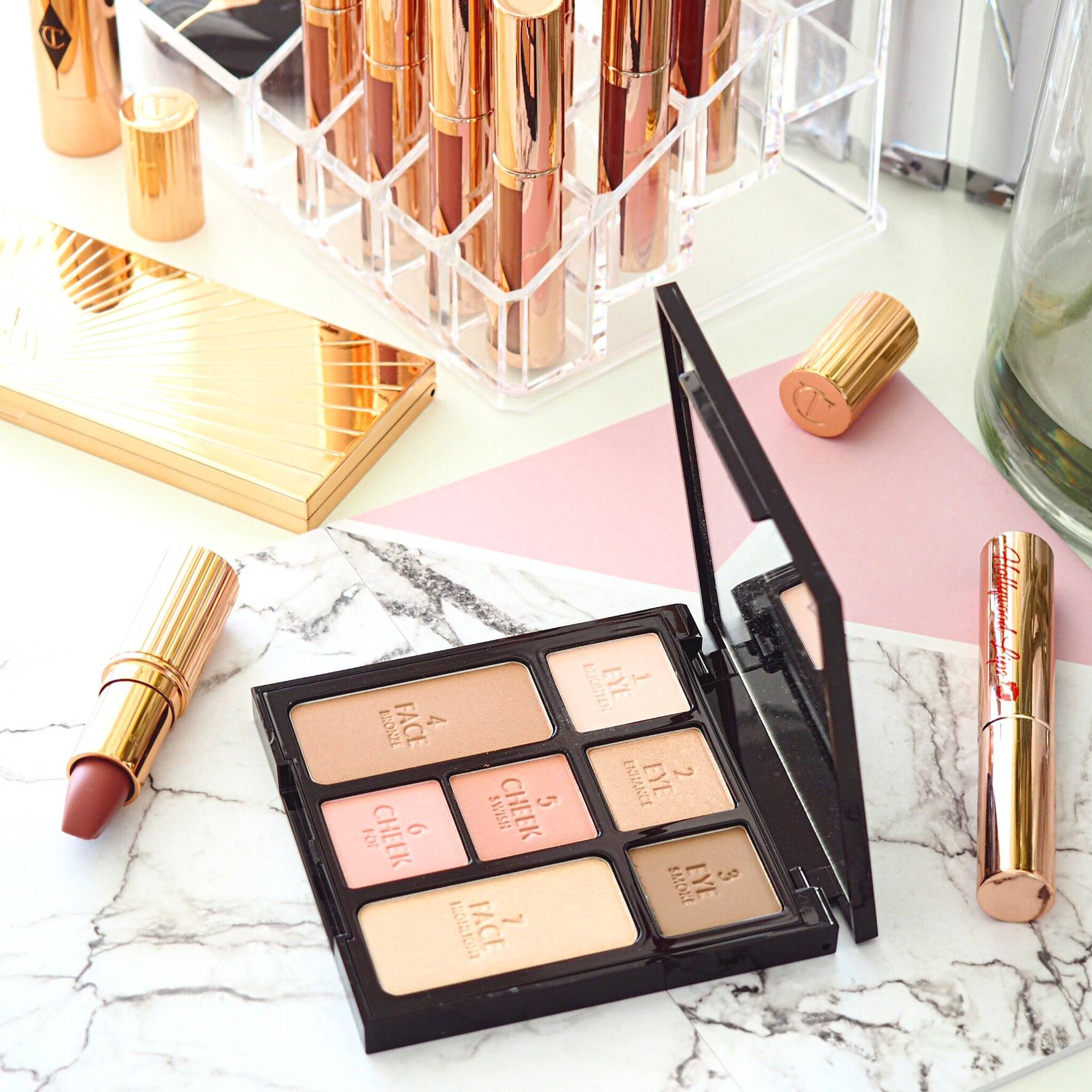 Charlotte Tilbury Instant Look in a Palette Natural Beauty