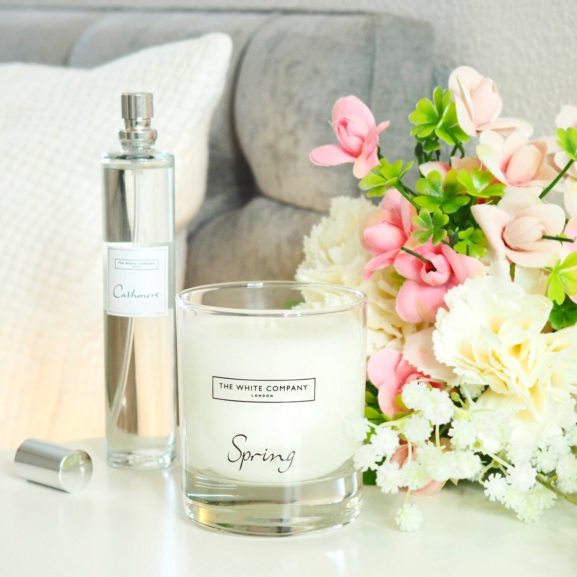 Stepping Into Spring with The White Company