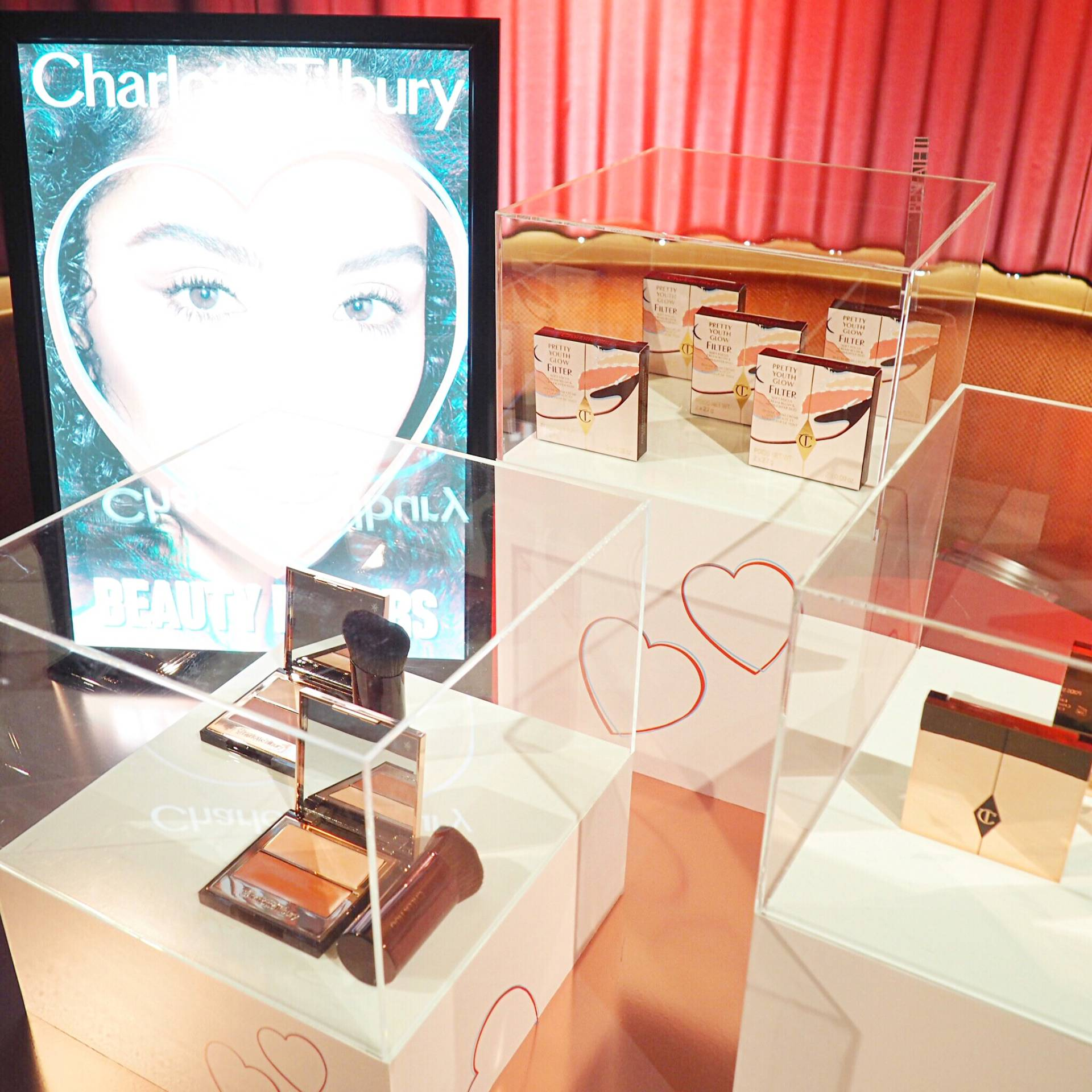 Charlotte Tilbury Beauty Filter Collection Spring 2018
