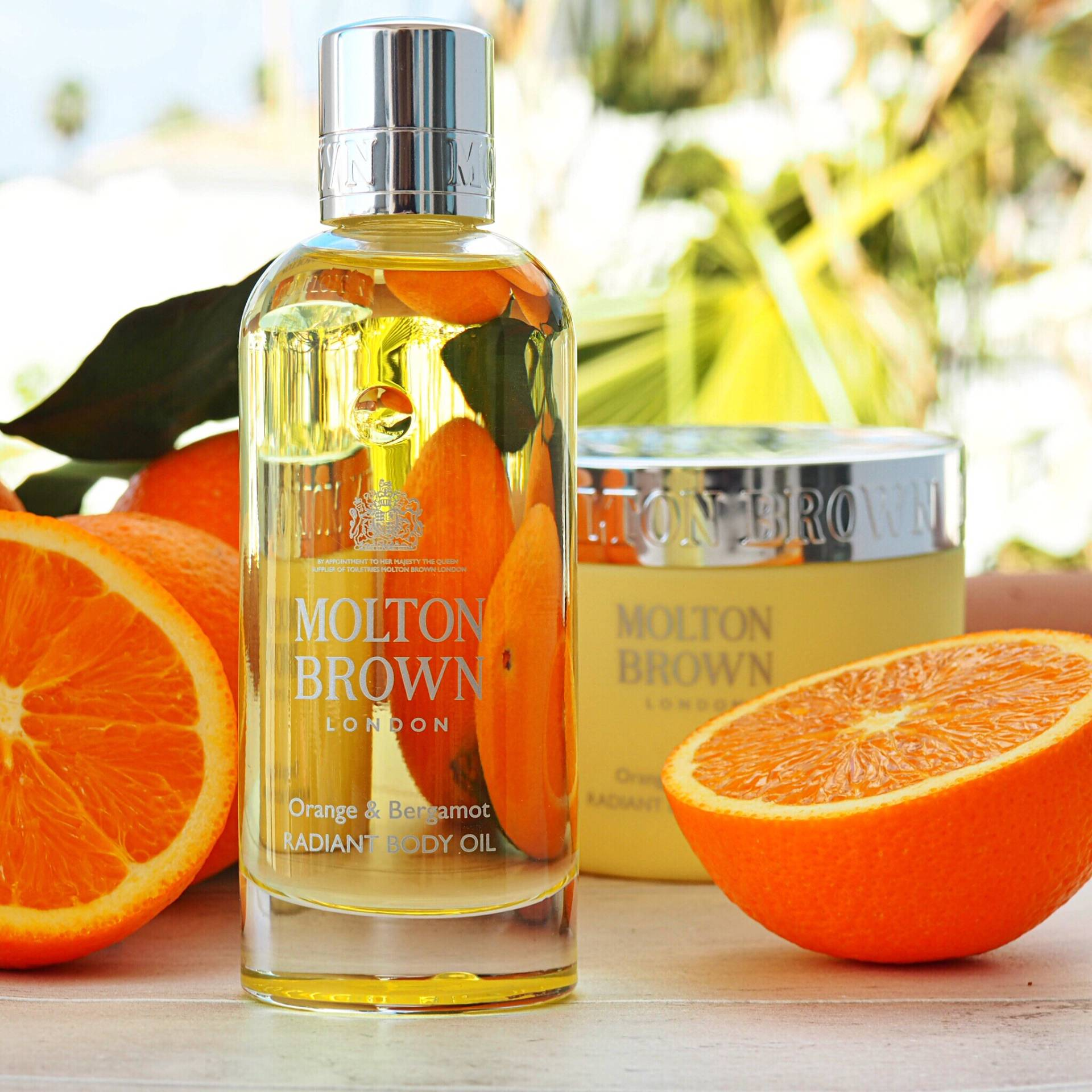 The New Molton Brown Orange and Bergamot
