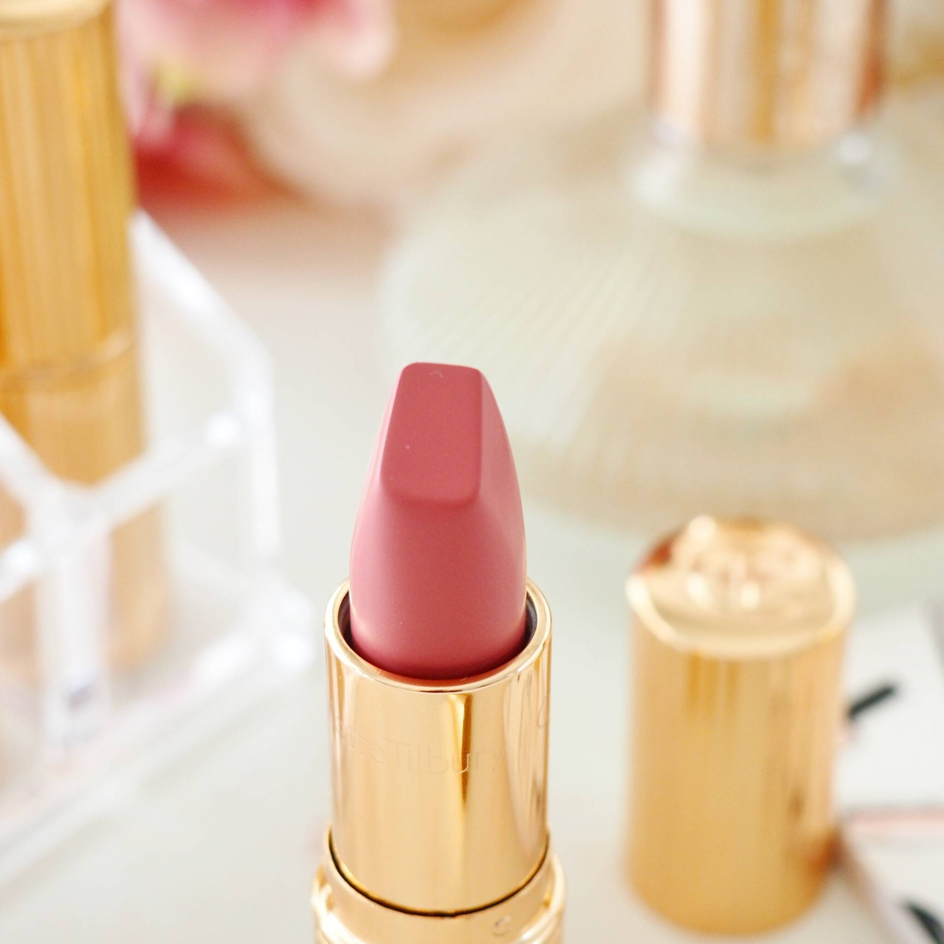 Charlotte Tilbury Between The Sheets Lipstick Review