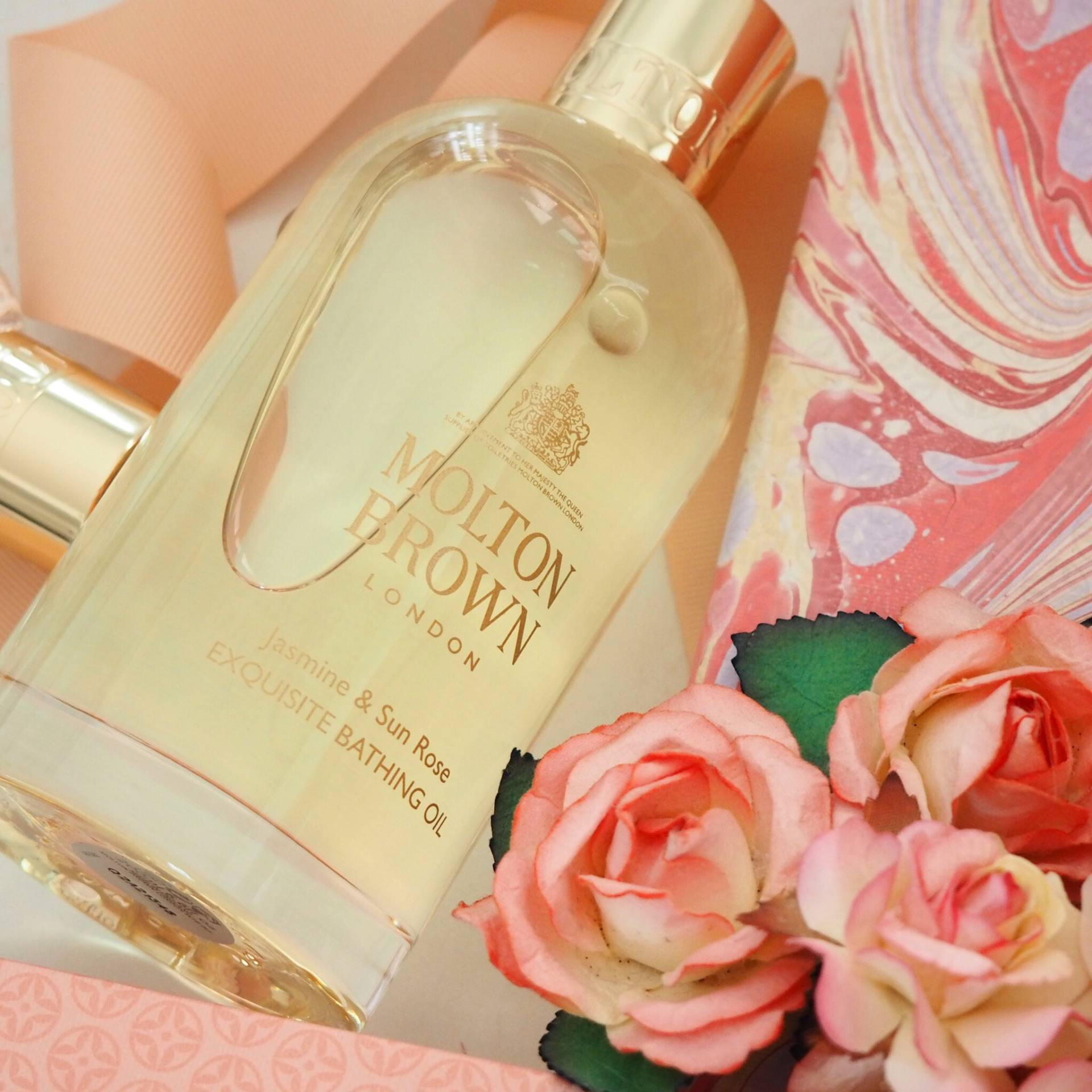 Molton Brown Jasmine and Sun Rose Collection