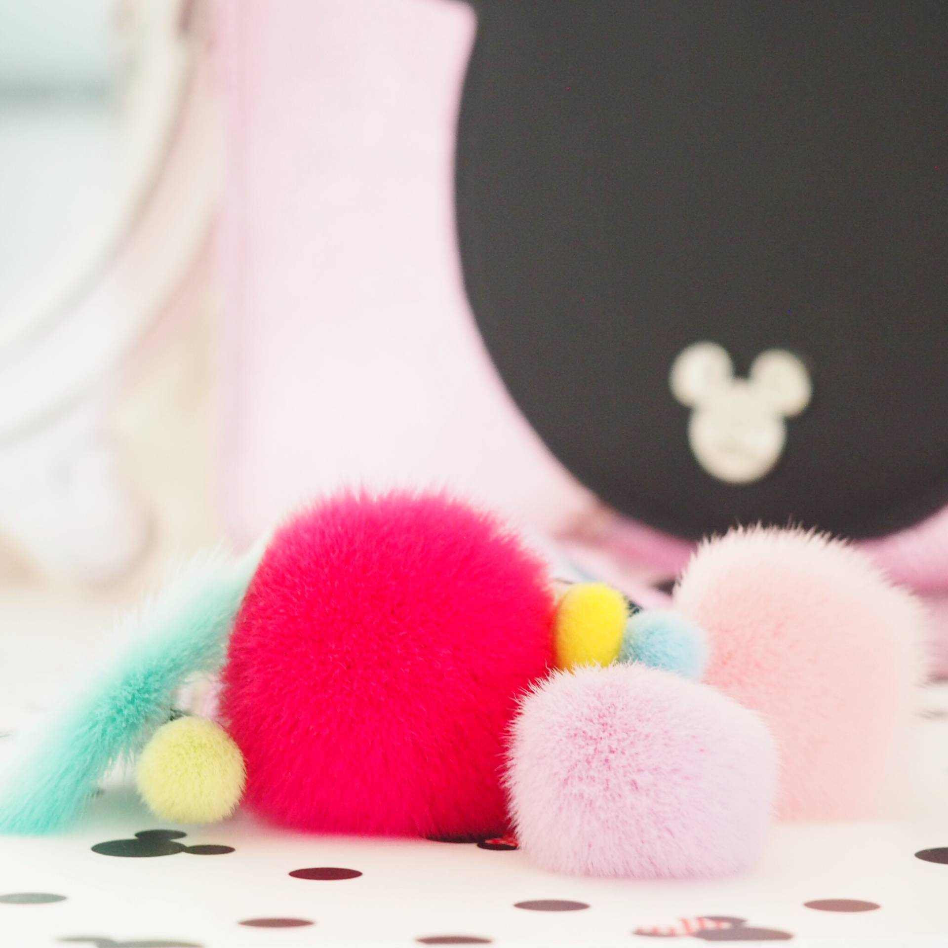 Spectrum Brushes x Disney – Minnie Mouse Collection