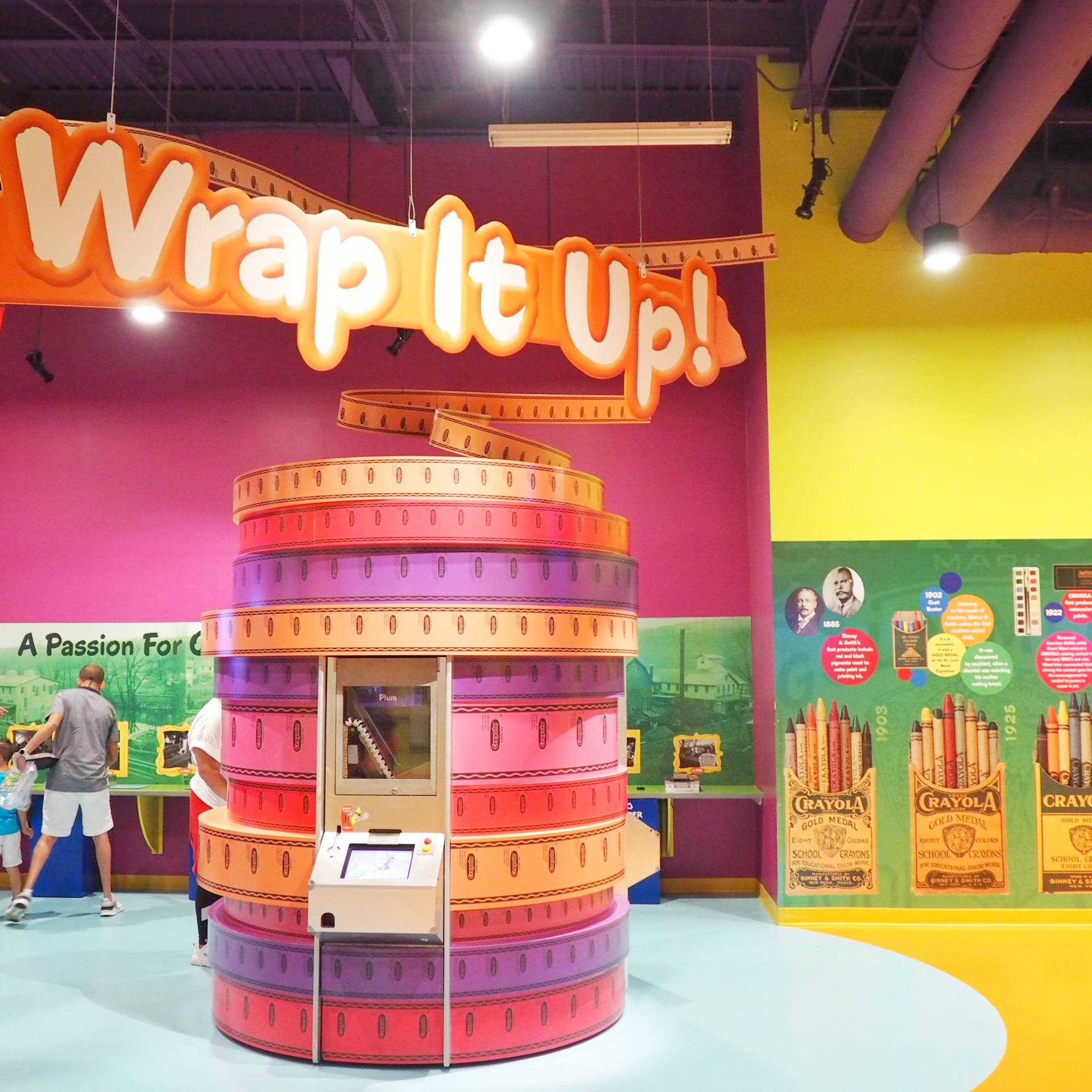 The-Crayola-Experience-Florida-Mall-review