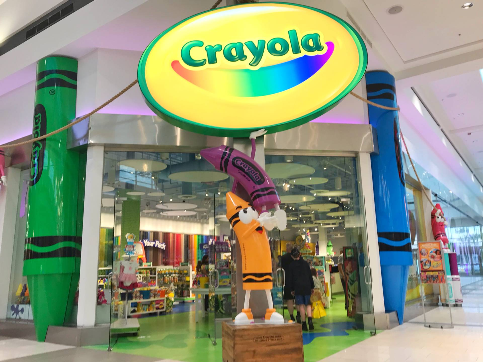 The Crayola Experience Orlando Review