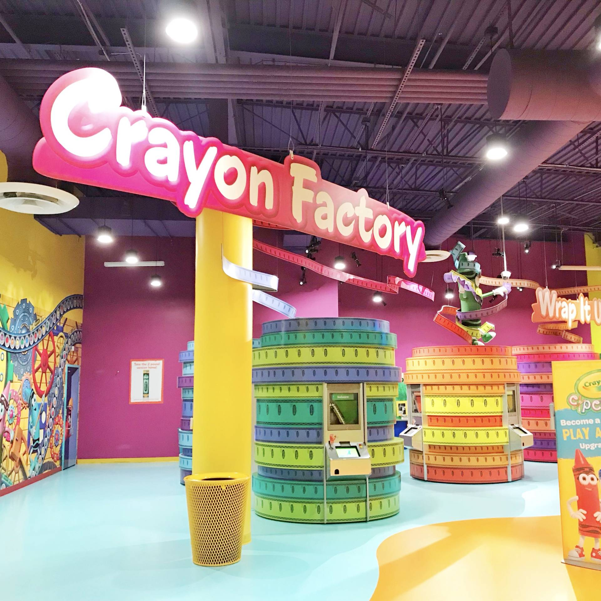 The Crayola_Experience