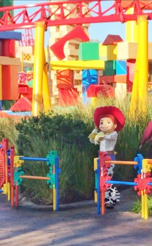 Early Morning Magic Toy Story Land Hollywood Studios