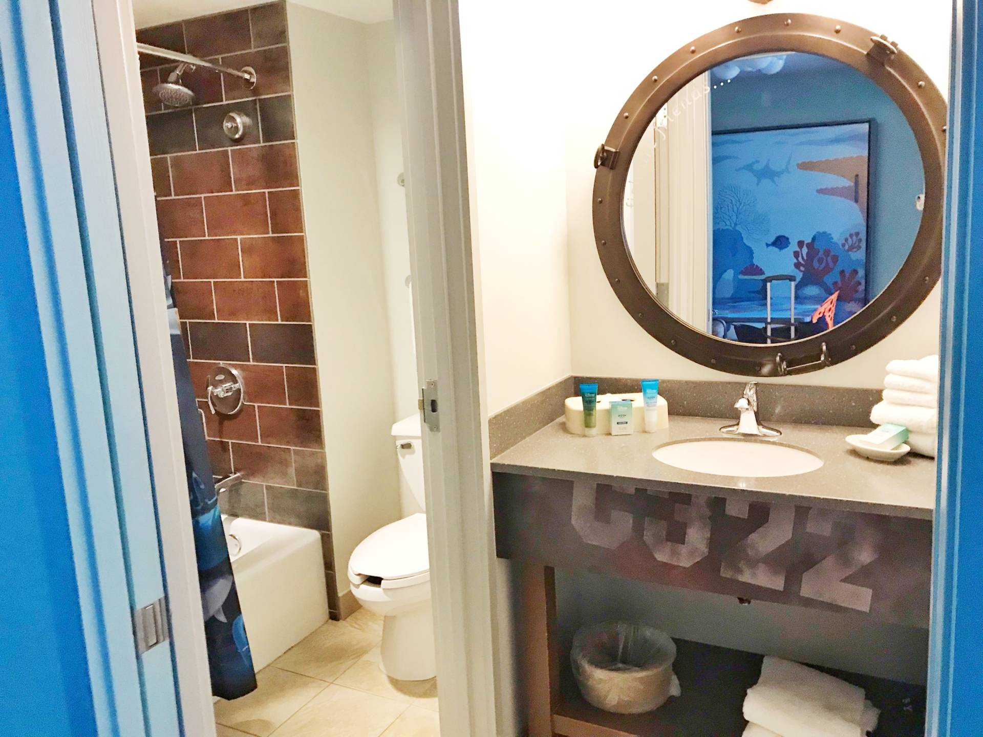 Art of Animation Finding Nemo Family Suites