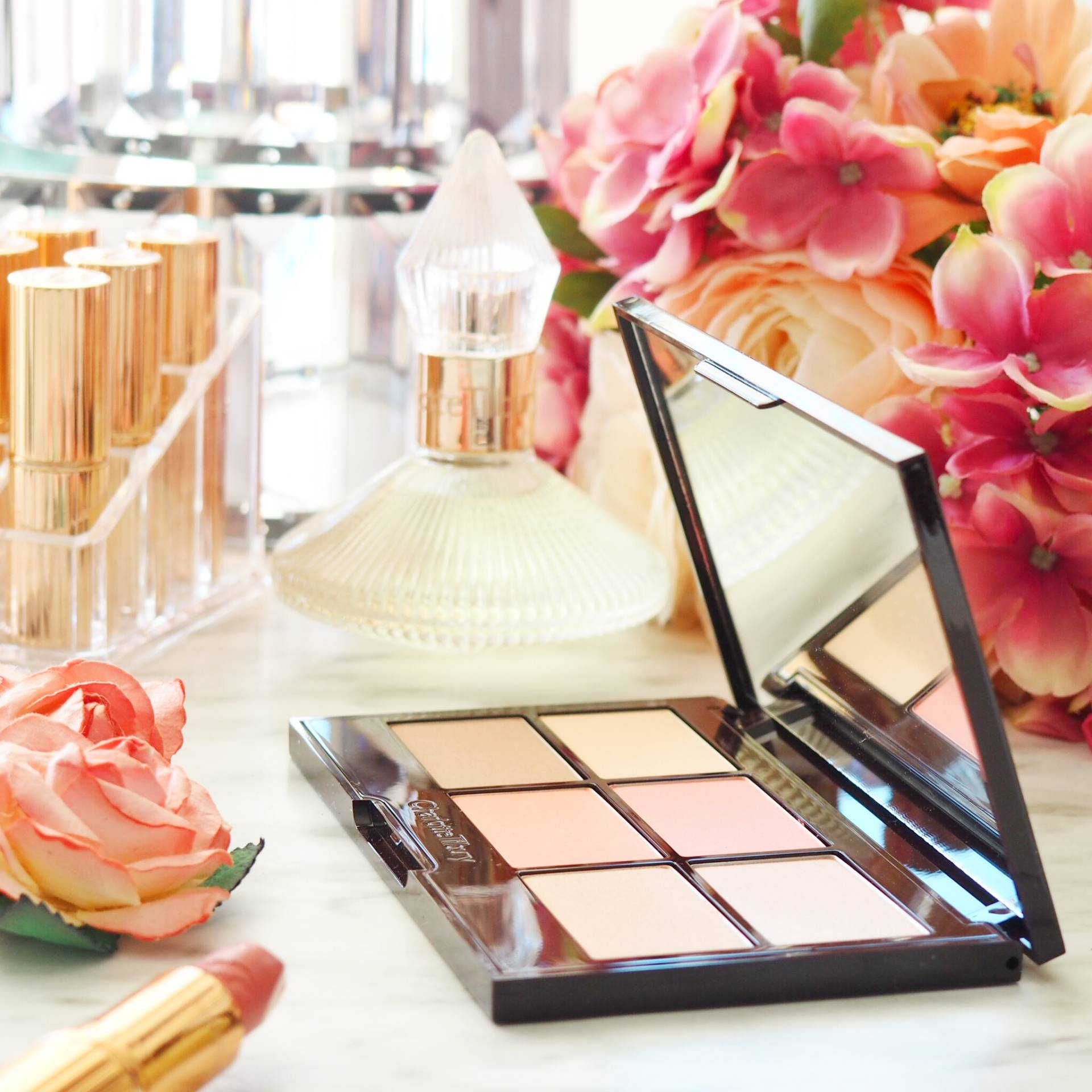 Charlotte Tilbury Glowing Pretty Palette