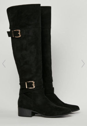 Wallis Knee High Boots