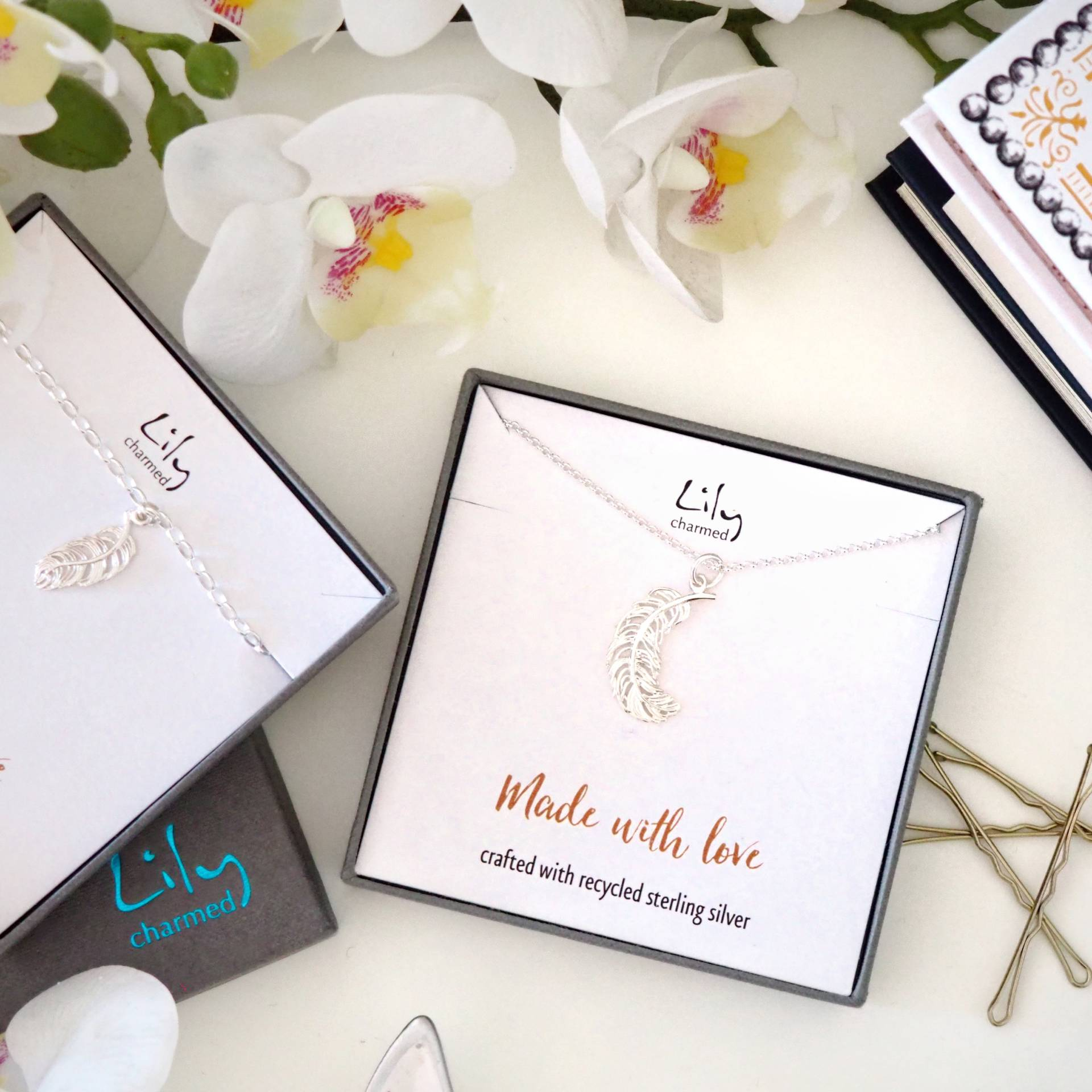 Lily Charmed Jewellery