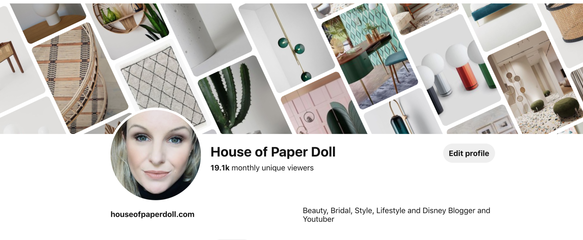 House of Paper Doll Pinterest