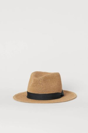 H and M Straw Hat