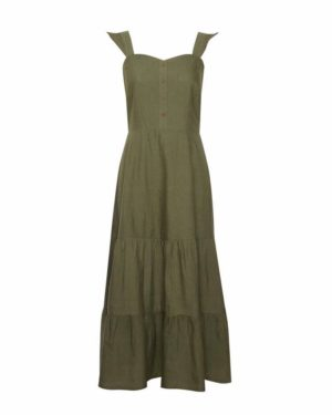 Dorothy Perkins Khaki Dress