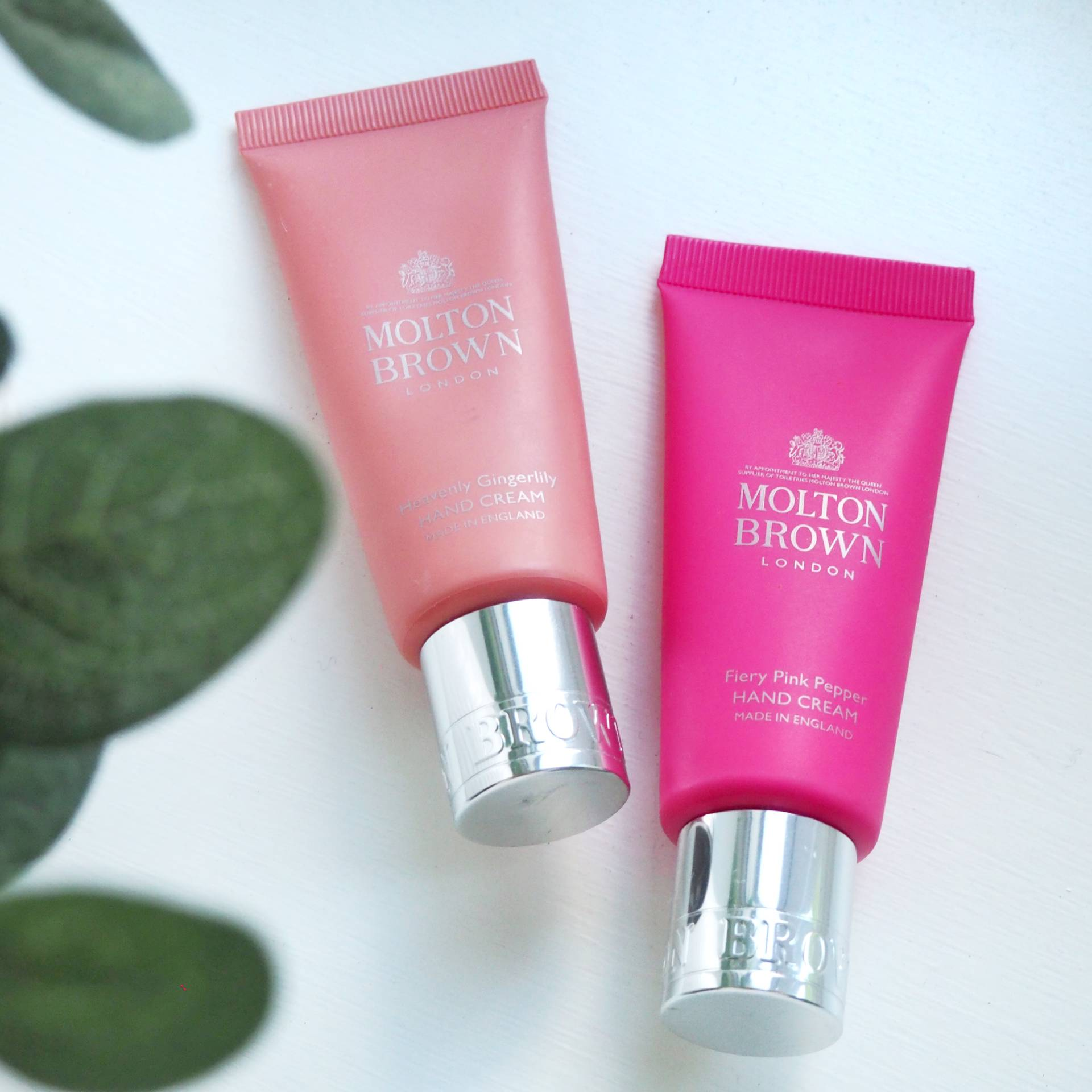 Molton Brown Hand Cream Review