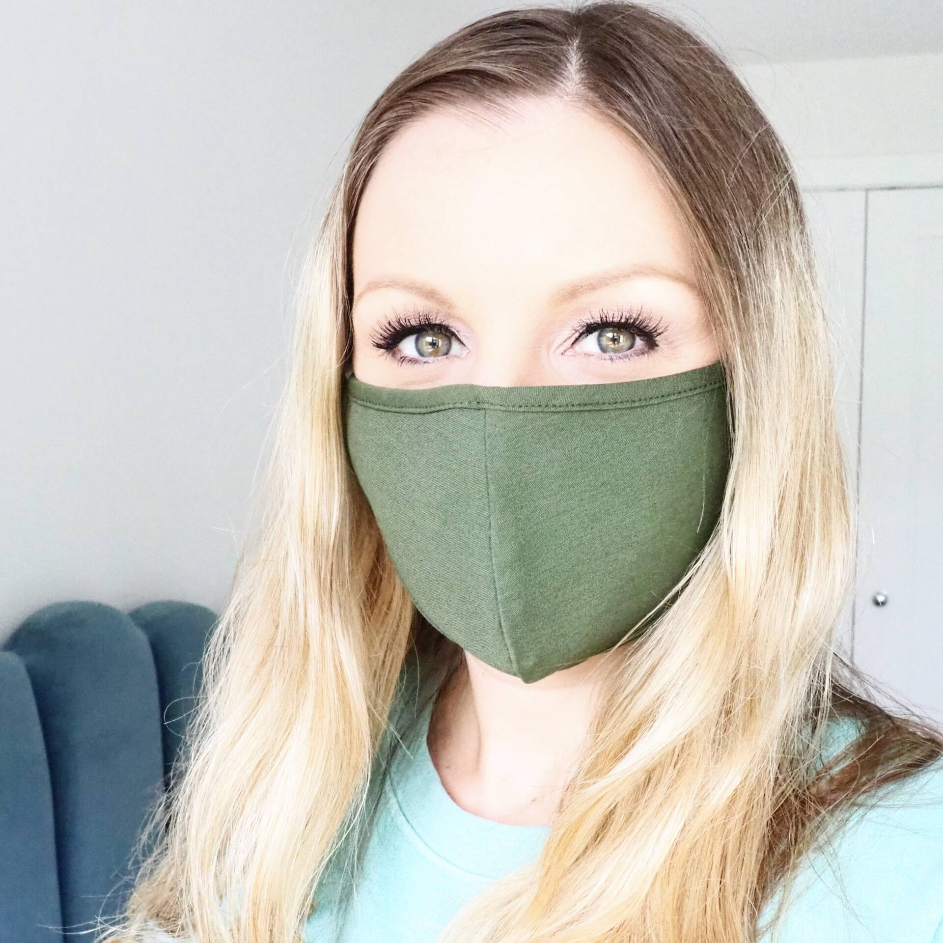 Fashion Face Masks and Face Coverings - Our New Normal