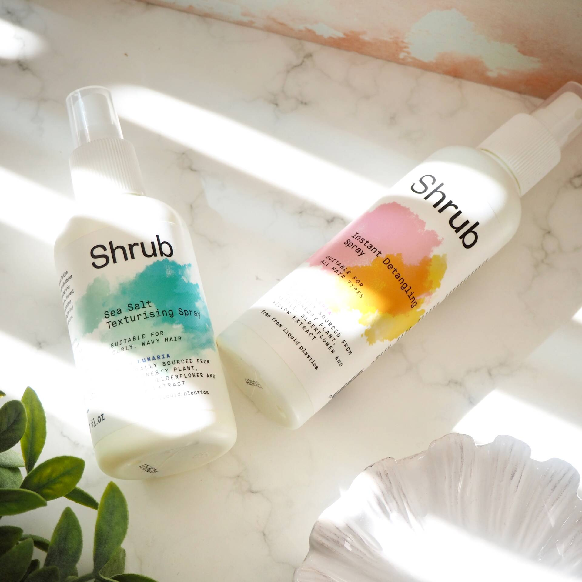 Shrub Haircare Review