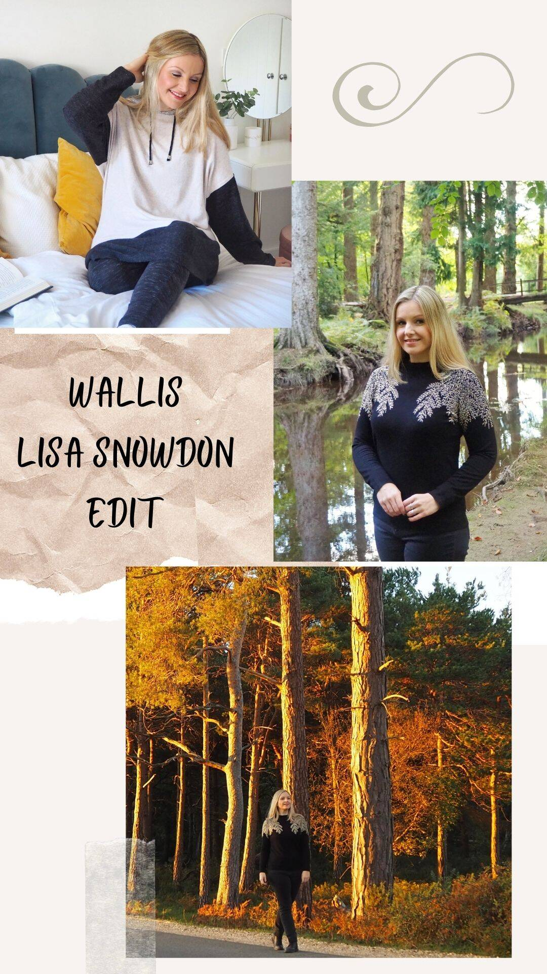 Wallis Lisa Snowdon Edit