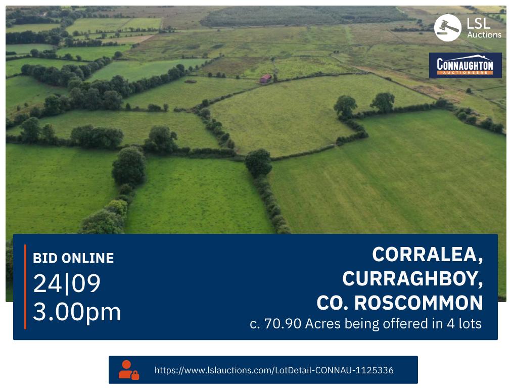 Corralea, Curraghboy, Co. Roscommon