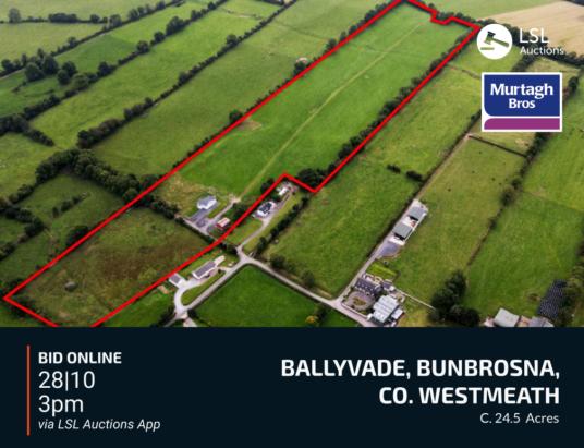 Murtagh Bro's - Ballyvade, Bunbrosna, Co.Westmeath