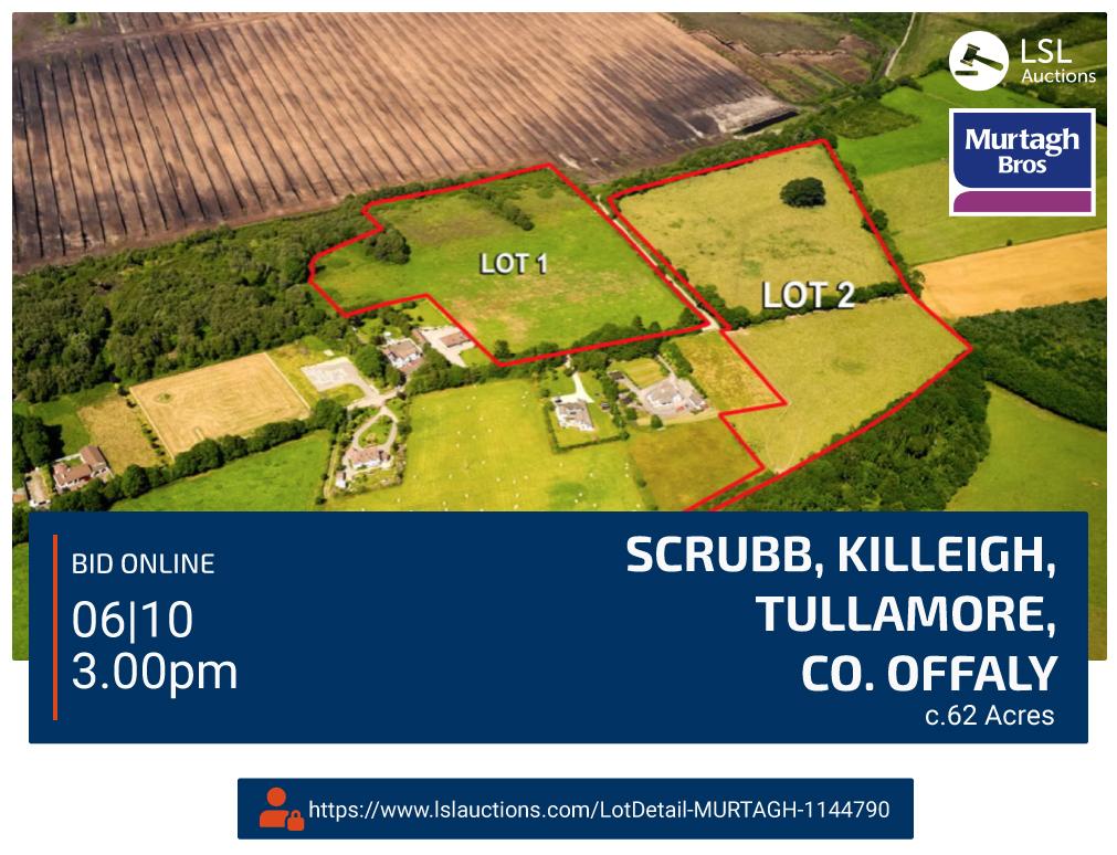 Murtagh Bros - Scrubb, Killeigh, Tullamore, Co.Offaly.