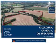 Sherry FitzGerald O'leary Kinsella - Kilcloran, Camolin, Co. Wexford