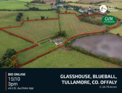 GVM Tullamore - Glasshouse, Blueball, Tullamore, Co. Offaly