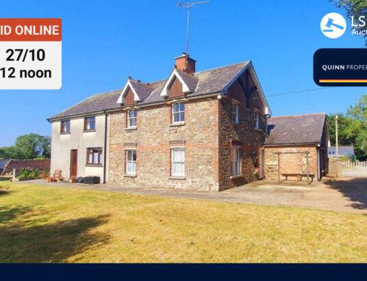 Quinn Property - Parknacross, Ardamine, Gorey, Co.Wexford