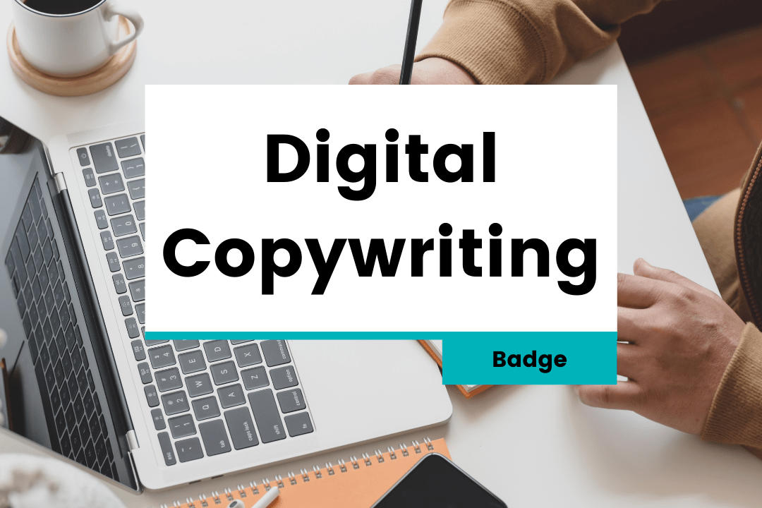Digital Copywriting – Badge
