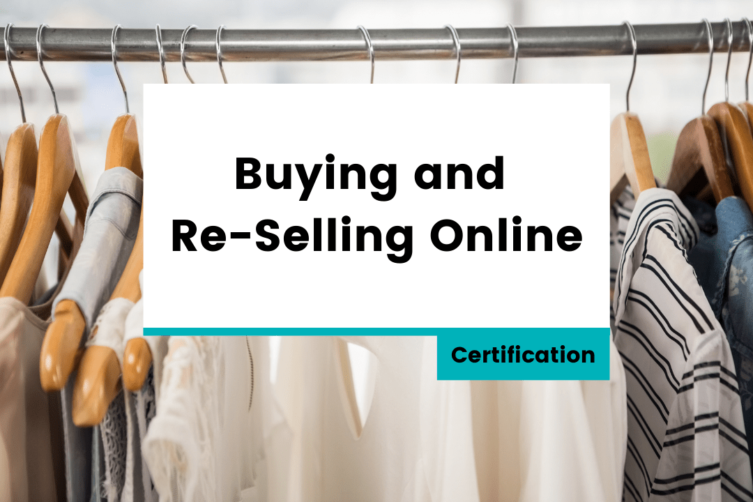 Buying And  Re-Selling Online