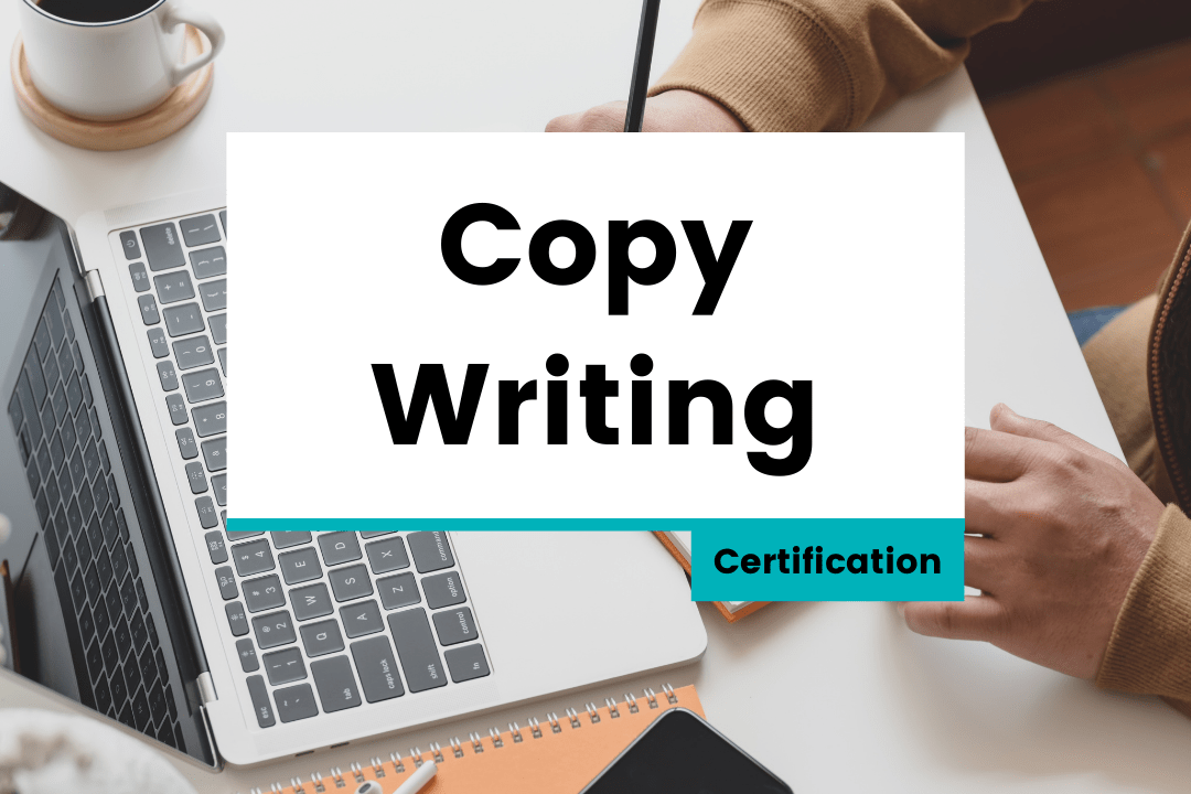 Digital Copy Writing – Certification