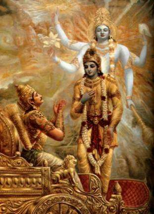 श्री भगवदगीता के इन श्लोकों से मिलती है आत्मिक-शांति !