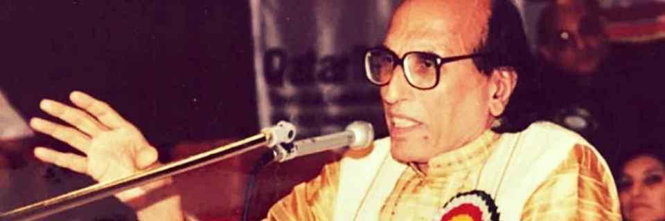 Poetry Breakfast:  हमारे हाथों में इक शक्ल चांद जैसी थीः बशीर बद्र