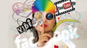 Happiness is Free: सोशल मीडिया या सोसाइटी !  किसे चुनेंगे आप ?