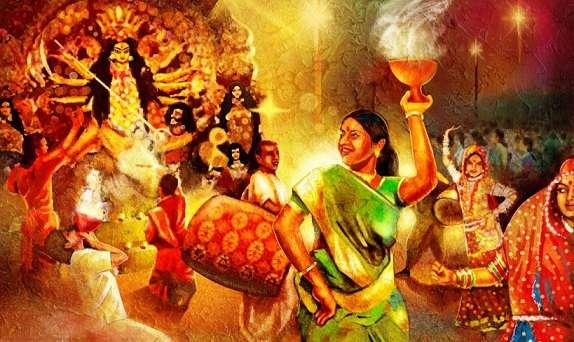 Religion & Faith : 'महिला सम्मान' का प्रतिनिधित्व करती 'देवी दुर्गा', जानिए कैसे ?