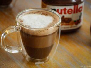 La doc nutella coffee