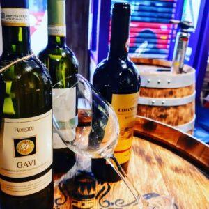 bottle of wines