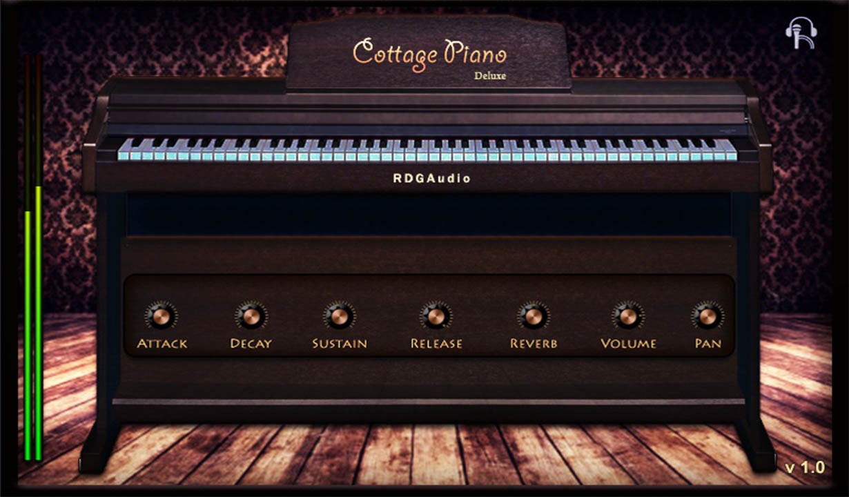 Cottage Piano Deluxe RDGAudio HD
