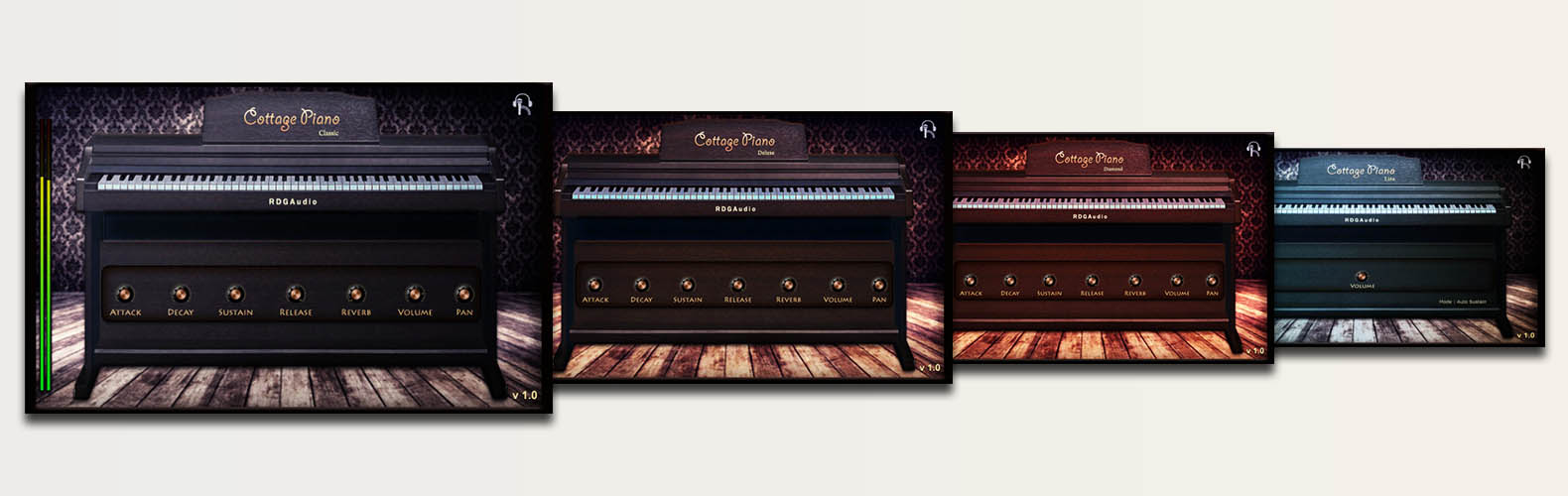 Cottage Piano RDGAudio Products
