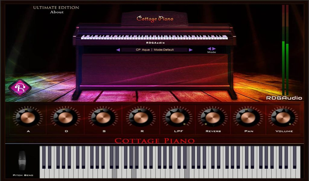 RDGAudio Cottage Piano Ultimate HD